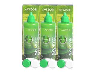 Alvera Solution 3 x 350 ml