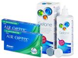 Air Optix for Astigmatism (2x3lenses) +GeloneSolution 360ml