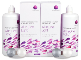 Solution All In One Light 2 x 360 ml