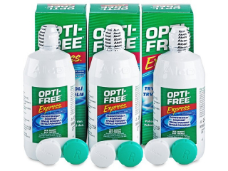 OPTI-FREE Express Solution 3x355ml