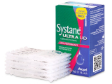 Alensa.co.uk - Contact lenses - Eye Drops Systane ULTRA UD 30 x 0,7 ml