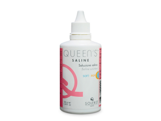 Queen's Saline rinsing solution 100 ml