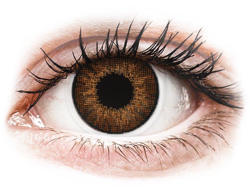 Air Optix Colors - Brown - plano (2lenses)