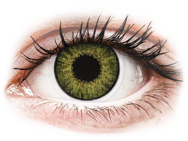 Air Optix Colors - Gemstone Green - power (2lenses)