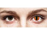 ColourVUE Crazy Lens - Dragon Eyes - plano (2 lenses)