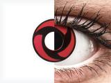 ColourVUE Crazy Lens - Mangekyu - plano (2 lenses)
