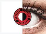 ColourVUE Crazy Lens - Sasuke - plano (2 lenses)