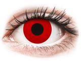 ColourVUE Crazy Lens - Red Devil - power (2 lenses)