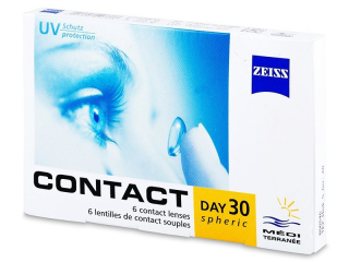 Carl Zeiss Contact Day 30 Spheric (6lenses)
