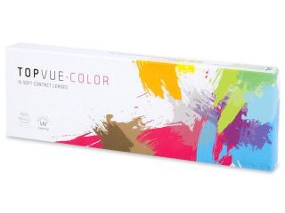 TopVue Color daily - Fresh Green - plano (10lenses)