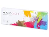 TopVue Color daily - Soft Grey - plano (10lenses)