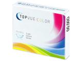 TopVue Color - Grey - plano (2lenses)