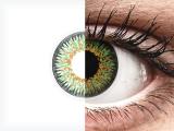 ColourVUE Glamour Green - power (2lenses)