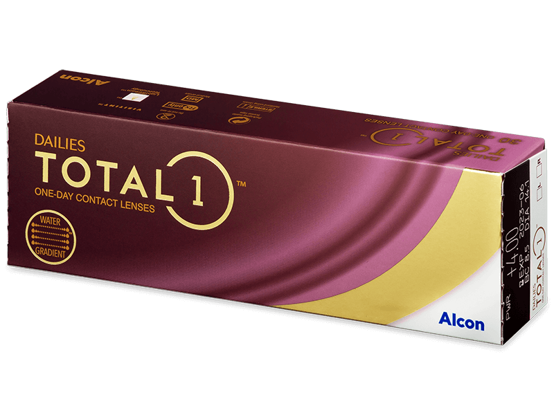 Dailies TOTAL1 Contact Lenses (30lenses)