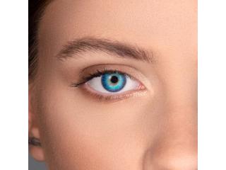 Air Optix Colors - Brilliant Blue - plano (2lenses)