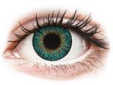 Air Optix Colors - Turquoise - plano (2 lenses)