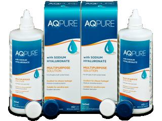 AQ Pure Solution 2 x 360ml