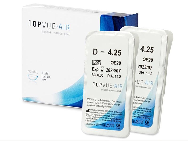 TopVue Air (1+1 lens)