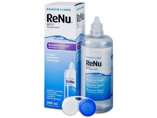 ReNu MPS Sensitive Eyes solution 360 ml