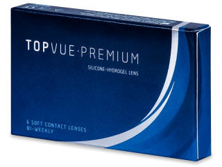 Alensa.co.uk - Contact lenses TopVue Premium (6 lens)