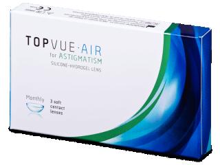 Alensa.co.uk - Contact lenses TopVue Air for Astigmatism (3lenses)