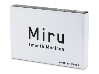 Miru 1 Month (6 lenses)