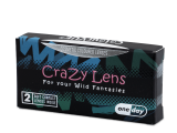 ColourVUE Crazy Lens - Wild Blood - daily plano (2 lenses)