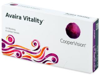 Avaira Vitality (6 lenses)