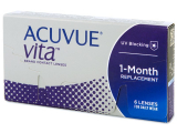 Alensa.co.uk - Contact lenses - Acuvue Vita