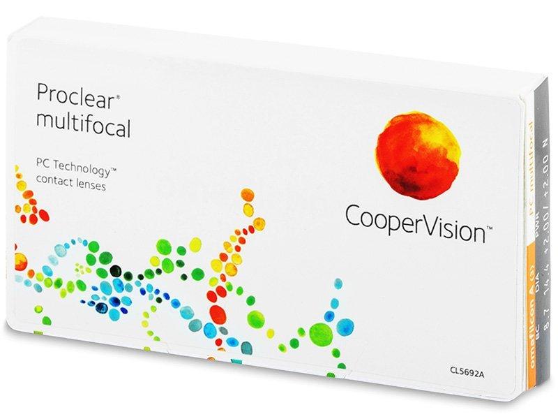 Proclear Multifocal (3lenses)