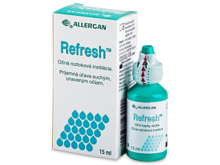 Refresh Eye Drops 15 ml
