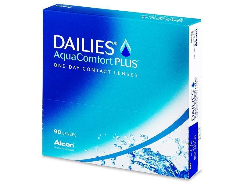 Dailies AquaComfort Plus (90Adet Lens)