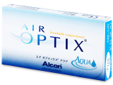 Air Optix Aqua (6 Adet Lens)